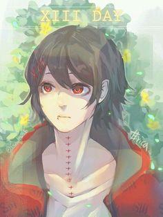 Juuzou ♥ @daraensuzuya