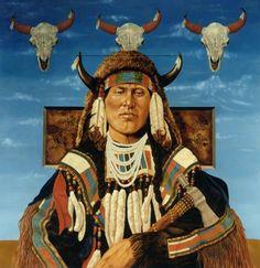Native American Oil Paintings  | ... in Oil - Southwest Art Native American Indian Painting - WINDOWS