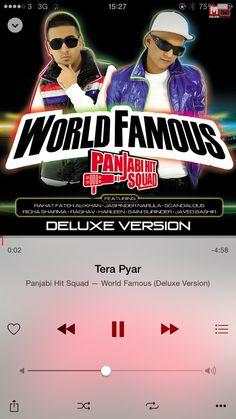 Tera Pyar - Panjabi Hit Squad