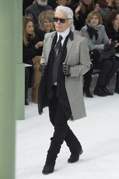 True Story: If Karl Lagerfeld Doesn't Like Your Name, He'll Just Change It