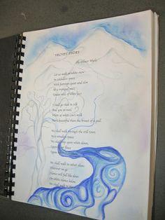 Waldorf ~ 7th grade ~ English Literature and Creative Writing ~ Wish, Wonder, Surprise ~ Velvet Shoes