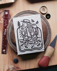 Linoleum Block Printing, Small Drawings, Linocut Prints, Illustrations And Posters, Designs To Draw, Cute Stickers, Printmaking, Printing On Fabric, Print Design
