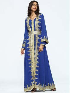 Islamic Vintage  Abaya  Muslim Maxi  Dress  Turkish Instant  Hijab Lace 8c30c8e02264