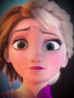 Rapunzel and Elsa oh yeah they are sooooo totally cousins Disney Pixar, Deco Disney, Disney Tangled, Disney And Dreamworks, Disney Cartoons, Disney Magic, Disney Frozen, Disney Art, Disney Movies