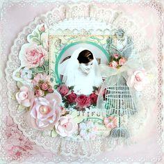 beautiful~My Creative Scrapbook~ - Scrapbook.com Glitz Design - Beautiful Dreamer Collection