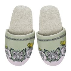 be8ca6b2e5 Versace Greca Key Slippers - Home Collection | Official Website ...