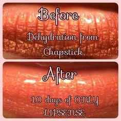 LipSense, exfoliation, former Chapstick addict CL… Senegence Makeup, Senegence Products, Smudge Proof Lipstick, Lip Sence, Love Lips, Waterproof Lipstick, Kissable Lips, Up Girl, Lip Colors