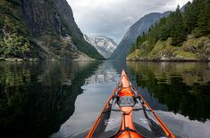 I am Tomasz Furmanek, amateur kayaker and adventure photographer. I started taking photos from the kayak about 3 years ago. My aim is to capture the beauty and balance of nature in the fjords and lakes, mainly in Norway.