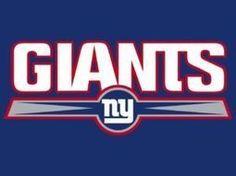 New York Giants Afghan Football Workouts, Nfl Football Teams, Nfl Logo, Sports Logo, Sports Teams, New York Giants, Chevrolet Logo, Logos, Cake Ideas