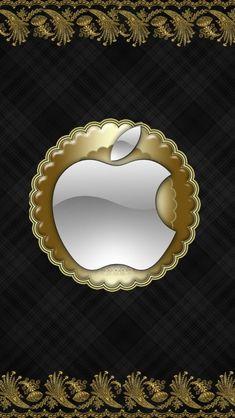 Apple Logo Wallpaper Iphone, Cellphone Wallpaper, Mobile Wallpaper, Wallpaper Backgrounds, Wallpaper Desktop, Phone Wallpapers, Iphone 8, Apple Art, Islamic Quotes Wallpaper