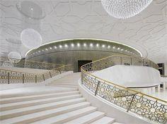 Palace of International Forums - Tashkent, Uzbekistan - 2009 - Ippolito Fleitz Group