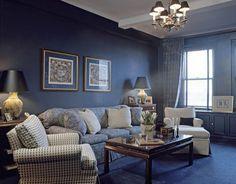 living room blue - Hledat Googlem