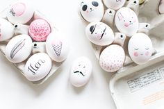 Easter eggs cuteness deluge