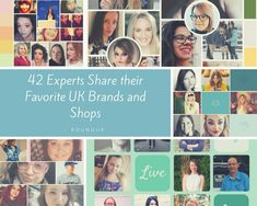 42 Experts Share their Favorite UK Brands and Shops - #Roundup