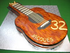 For those music lovers. Music Lovers, Birthday Cakes, Music Instruments, Anniversary Cakes, Musical Instruments, Birthday Cake