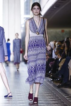THE LIVESTREAM OF THE TORY BURCH FALL/WINTER 2016 READY TO WEAR SHOW.