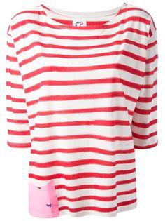 CATS BY TSUMORI CHISATO - striped shirt