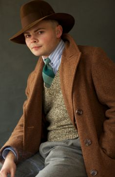 The best of the boys: men's fashions