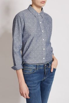 The Holecroft Shirt from Jack Wills