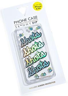 Skinnydip Shots Shots Shots iPhone 6/6S Case