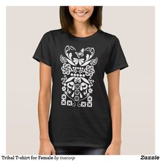 Tribal T-shirt for Female