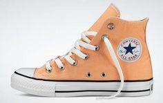 0061062b1587 Converse Official Site. Converse.com. Chuck Taylor ShoesCobblerConverse All  StarChuck TaylorsHigh Tops1980sHigh Top SneakersPeachPeaches