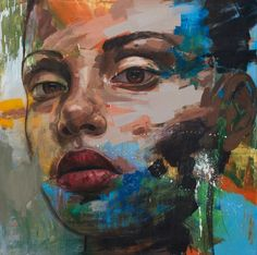Portrait Painting-Lionel Smit-Contemporary Art