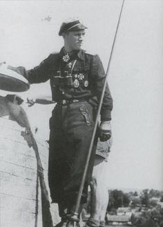 SS-Hauptsturmführer Willi Hein