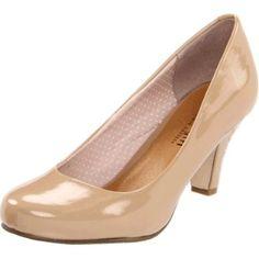 :) nude!  i need some new nude heels... preferably kitten heel