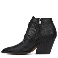 ba2993a3bb05 Franco Sarto Women s Granton Booties (Black Snake)