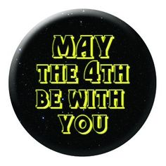 """Quickbadge on Twitter: """"#printed #button #pin #badges #promotionalproducts for any #event #MayThe4thBeWithYou #StarWarsDay #happy4thMay :) https://t.co/AlStM0kMoW"""""""