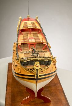 royal george ship model - Google zoeken