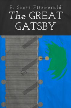 The Great Gatsby cover re-imaginings