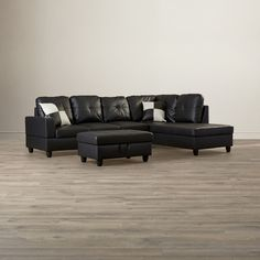 Found it at Wayfair - Russ Sectional