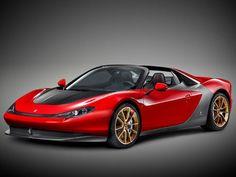 The Ferrari Sergio