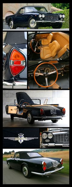 #Lancia #Flaminia #Touring Convertibile 1963