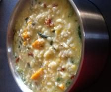 Pumpkin, Sun Dried Tomatoes, Spinach and Feta Risotto. | Official Thermomix Recipe Community