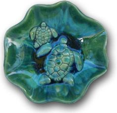 Turtle Green Bowl 2×13 B44