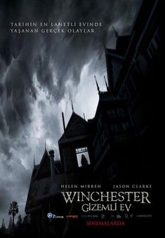 Directed by Michael Spierig, Peter Spierig. With Jason Clarke, Helen Mirren, Sarah Snook, Angus Sampson. Eccentric firearm heiress believes she is haunted by the souls of people killed by the Winchester repeating rifle. Imdb Movies, 2018 Movies, All Movies, Latest Movies, Movie Tv, Horror Movies, Scary Movies, Jason Clarke, Helen Mirren