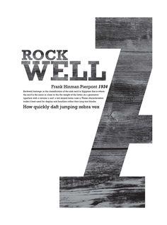 Rockwell on Behance