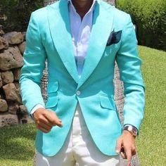 light blue Men suits New Designer Wedding Grooms Tuxedo Dinner Christm myshoponline com is part of Blue suit men - Mens Fashion Suits, Mens Suits, Terno Slim, Christmas Suit, Blazer Outfits Men, Blue Suit Men, Blue Suits, Pink Suit, Groom Tuxedo