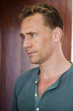 Tom as Jonathan Pine in The Night Manager