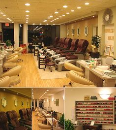 about salons on pinterest nail salons nail bar and spa specials