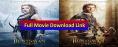 The Huntsman: Winter's War Full Movie Download Free hd, dvd, bluray, divx, mp4 with high quality audio and video download for free online on your pc or mac and other device. This film Release dates 22 April 2016 United States. So see more details download the full movie The Huntsman: Winter's War. Click here to movie download The Huntsman Full Movie Download HD>>> http://imgur.com/wGgMMOy
