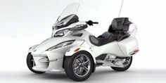 2012 Can-Am Spyder Roadster RT-Limited   ...how much fun could I have on this?!?!