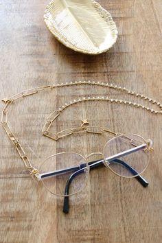 Lunettes de lecture Chaîne Lunettes de soleil écaille Support de Cou Corde Bracelet parures collier