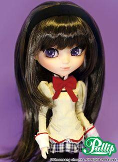 Pullip Magical Girl of the Mugus Akemi Homura