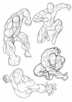 Anatomy Drawing Tutorial Anatomy EdEx Style by - Anatomy Sketches, Anatomy Drawing, Anatomy Art, Manga Drawing, Anatomy Study, Man Anatomy, Comic Drawing, Gesture Drawing, Body Drawing