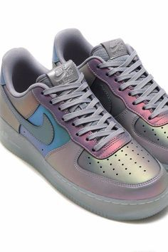 Step Up Your Street Step Up Your Street Style With the Color-Changing  Iridescent Nike b154a2b710