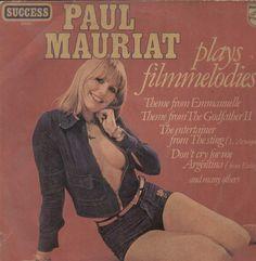 Paul Mauriat - Paul Mauriat Plays Filmmelodies (Vinyl, LP) at Discogs Cover Art, Lp Cover, Vinyl Cover, Worst Album Covers, Music Album Covers, Music Albums, Buy Vinyl Records, Bad Album, Pop Hits